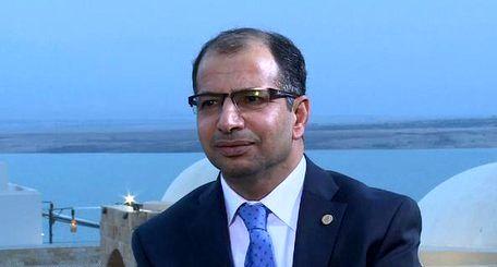 رئیس پارلمان عراق راهی ترکیه شد