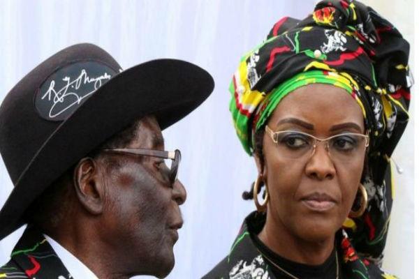 گریس موگابه اخراج شد