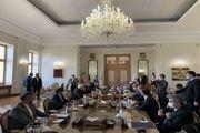 وزیر امور خارجه روسیه با ظریف دیدار کرد