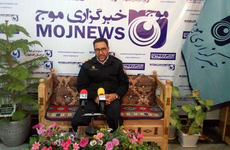 افزایش 30 درصدی ترددهای درون شهری در اصفهان
