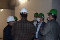 عضو شورای عالی فنی کشور از پروژه مترو قم بازدید کرد