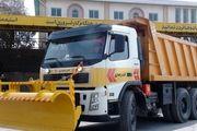 اعزام ناوگان راهداری اردبیل به مناطق سیل زده کشور