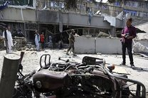 وقوع یک انفجار انتحاری در کابل