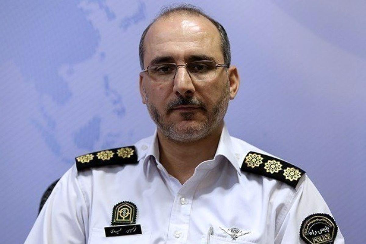 «قرارگاه سرعت» در پلیس راهور تهران بزرگ آغاز به کار کرد