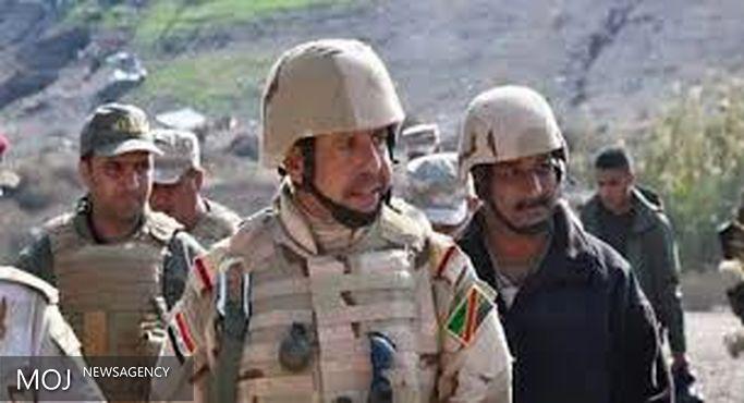 کشف انبار مواد منفجره داعش در جزیره الخالدیه