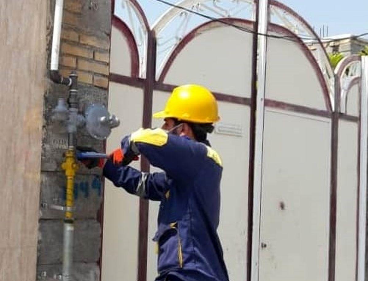 رشد ۳۰۰درصدی نصب علمک گاز در هرمزگان