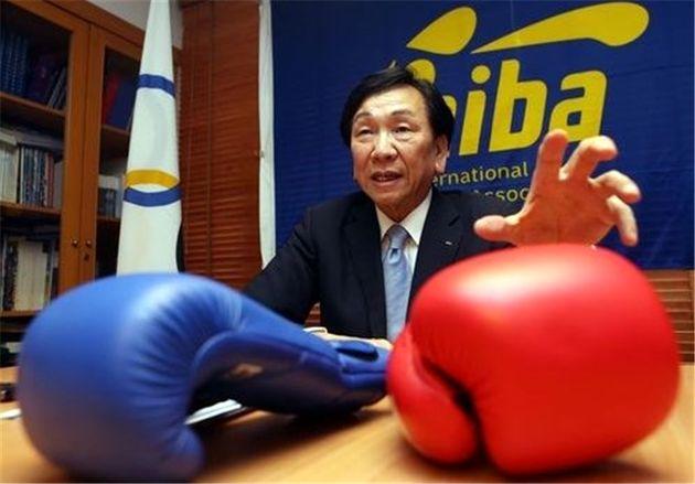 استعفای رئیس فدراسیون جهانی بوکس از سمت خود