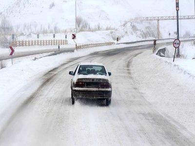 برف و باران در 16 استان کشور / هراز بسته شد