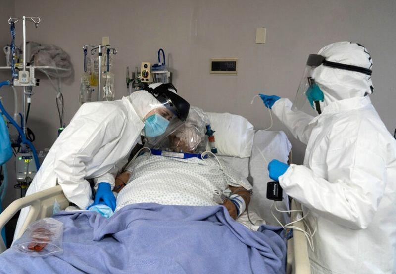 ابتلای یک هزار و ۱۵۸ نفر از کادر درمان هرمزگان به کرونا