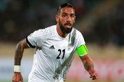 حضور اشکان دژاگه در جام جهانی قطعی شد