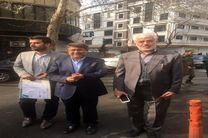 شجاع پوریان در انتخابات شورای شهر ثبتنام کرد