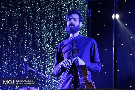 کنسرت علی زندوکیلی در اصفهان