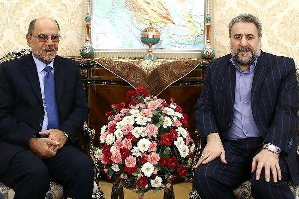 سفیر افغانستان با فلاحت پیشه در تهران دیدار کرد