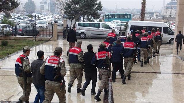 ترکیه 546 عضو شبکه گولن را در نقاط مرزی ترکیه بازداشت کرده است