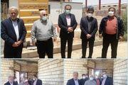 ساخت ایستگاه آتشنشانی شماره ٣ واقع در شهرک صنعتی جهانآباد میبد