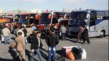 جابجایی بیش از یک میلیون نفر مسافر در استان اردبیل