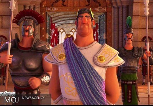 عرضه محصولات جانبی انیمیشن «شاهزاده روم» در نمایشگاه قرآن