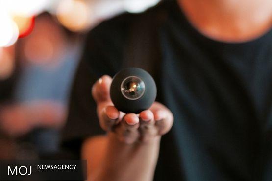 دوربین ۳۶۰ درجه کوچکترین دوربین جهان است