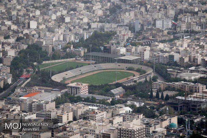 کیفیت هوای تهران در 19 تیر سالم است