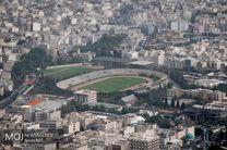 کیفیت هوای تهران در 22 شهریور سالم است