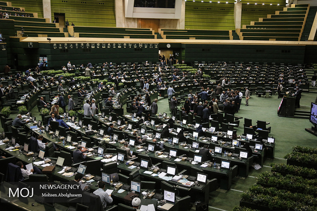 خانوادههای شهدای ترور مجلس مهمان جلسه علنی امروز