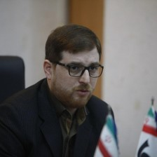 علیرضا علوی رئیس جهاد دانشگاهی خوزستان شد