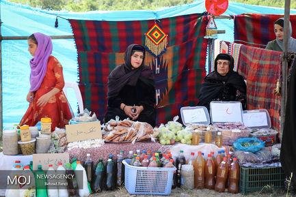 جشنواره تبادل فرهنگ روستایی در کرمانشاه