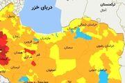 کاهش چشمگیر شهرهای قرمز کرونایی در کشور