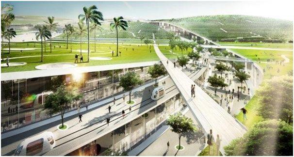 برگزاری مسابقه طراحی بناها و فضاهای شهری هرمزگان