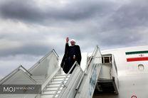 روحانی مورد استقبال رئیس جمهور اتریش قرار گرفت