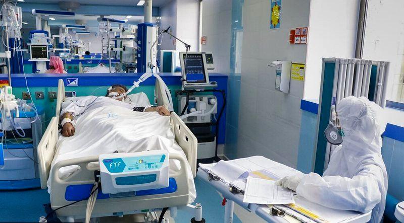 بستری شدن 15 بیمار مبتلا به کرونا در کاشان