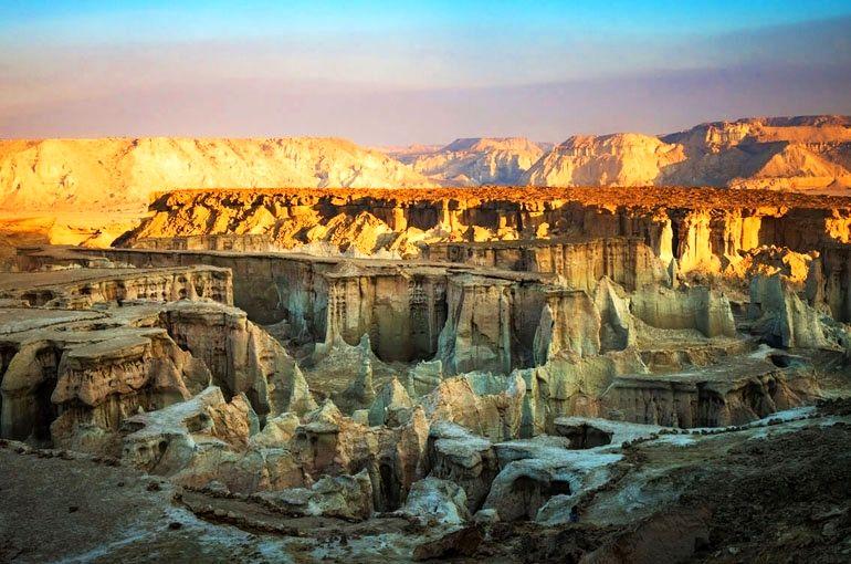 ساخت پارک گردشگری فضایی در دره ستارگان قشم