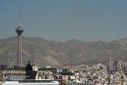 کیفیت هوای تهران ۳ خرداد ۹۹/ شاخص کیفیت هوا به ۸۲ رسید