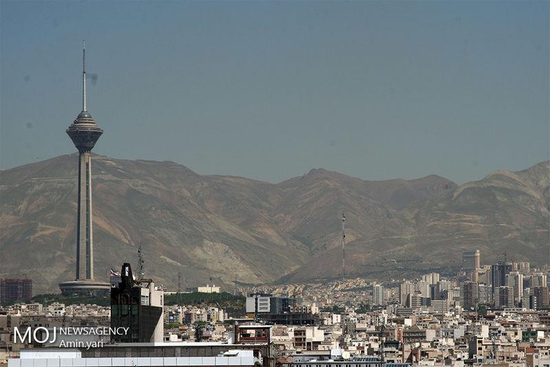 کیفیت هوای تهران ۳ مرداد ۹۹/ شاخص کیفیت هوا به ۷۷ رسید