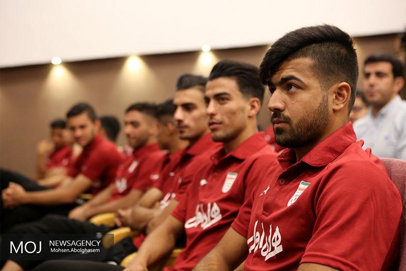 ترکیب تیم ملی فوتبال امید ایران مقابل عربستان مشخص شد