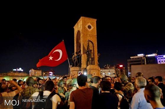 آمریکا درباره از سر گیری ناآرامیها در استانبول هشدار داد