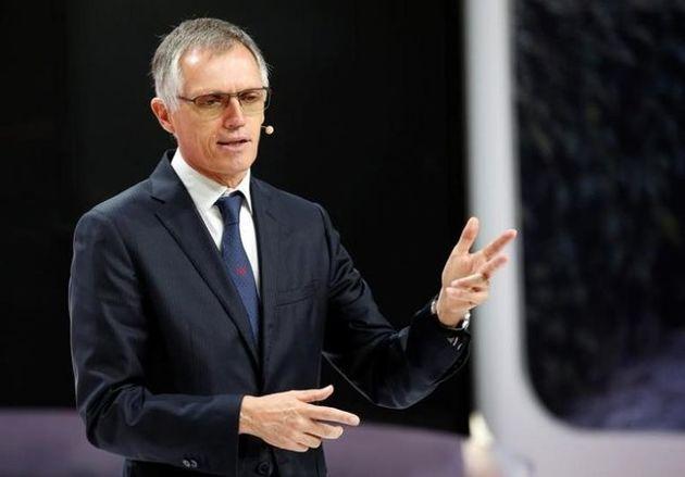 دیدار مدیرعامل پژوسیتروئن با نخست وزیر انگلیس