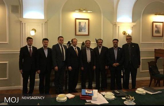 روابط تخصصی دانشگاه تهران با دانشگاههای روسیه توسعه می یابد