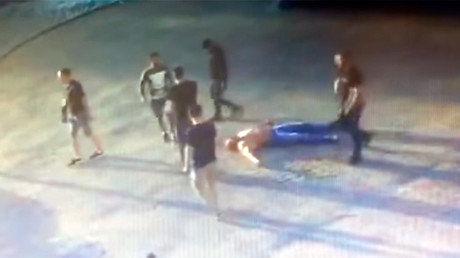 قهرمان پاورلیفتینگ روسیه به قتل رسید