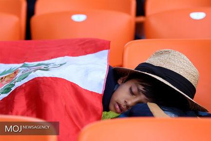 دیدار تیم های فرانسه و پرو