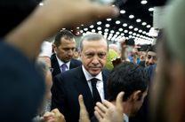 اردوغان از تدفین قهر کرد