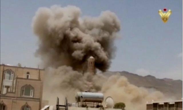 ۱۸ کشته و زخمی حاصل 31 حمله امروز ائتلاف عربی به یمن