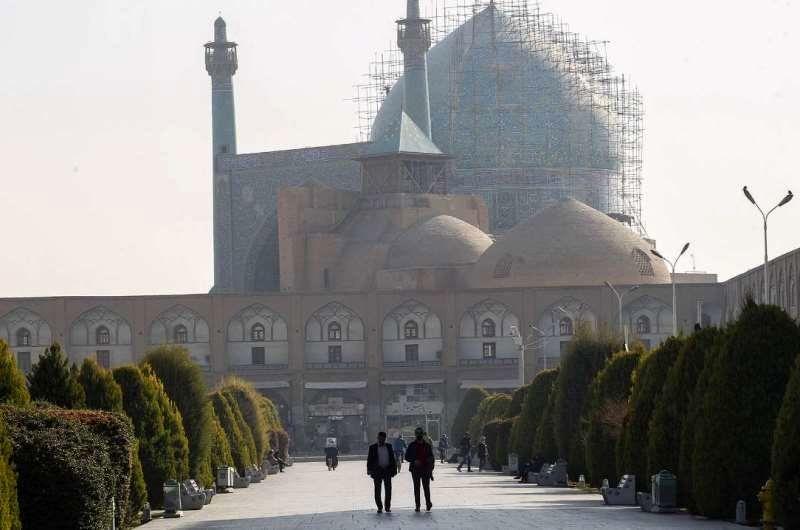 هوای اصفهان برای گروه های حساس ناسالم شد