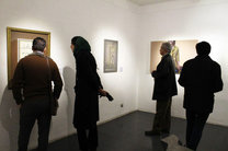 نمایشگاه تجربه شخصی در گالری فردا افتتاح می شود