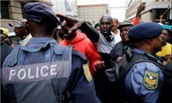 تظاهرات گسترده در آفریقای جنوبی و درخواست برکناری رئیسجمهور