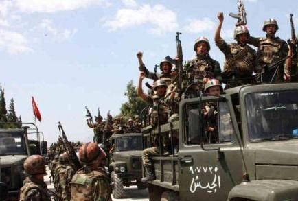 شهر «داریا» بزودی در محاصره کامل ارتش سوریه در می آید