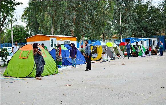 دو میلیون مسافر نوروزی تا کنون وارد خوزستان شد