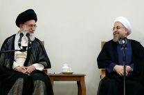 رئیس جمهوری و اعضای هیات دولت با رهبر معظم انقلاب دیدار می کنند