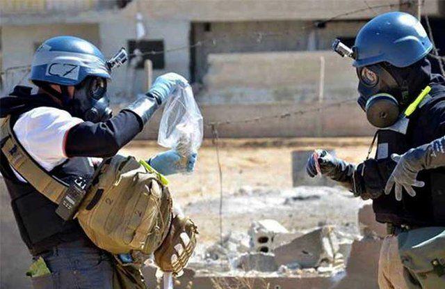 فرانسه خواهان تحقیقات بینالمللی درباره استفاده از سلاح شیمیایی در سوریه شد