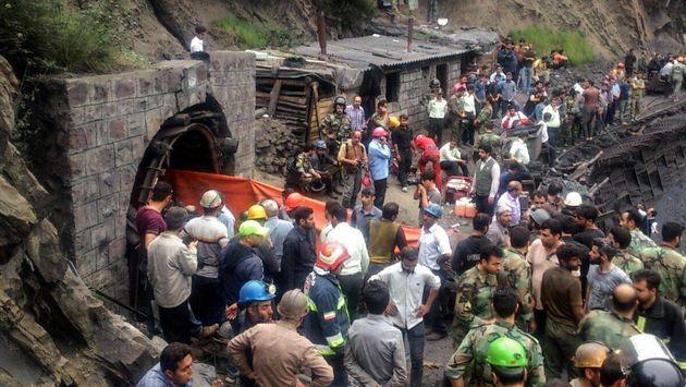 ۴ پیکر دیگر در معدن آزادشهر کشف شد/ تعداد پیکرها به ۲۶ نفر رسید